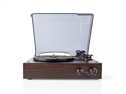 Gramofón NEDIS TURN220BN