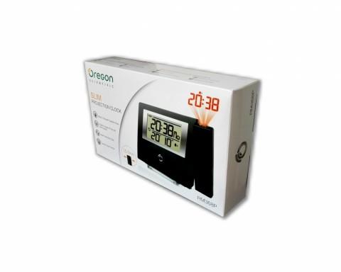 Digitální budík s projekcí RM368PBK