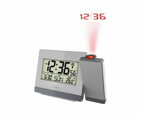 Digitální budík s projekcí a měřením vnitřní teploty WT 538