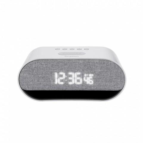 Budík s Bluetooth reproduktorem CIR600