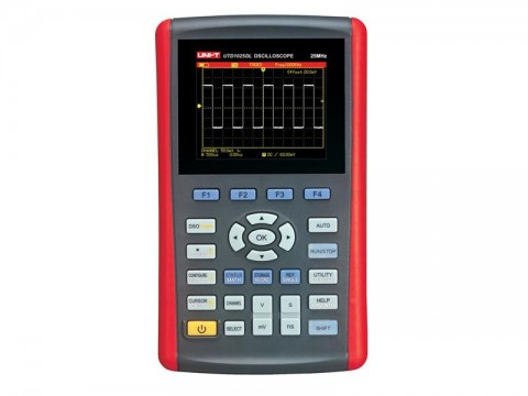 Osciloskop UNI-T UTD1025DL