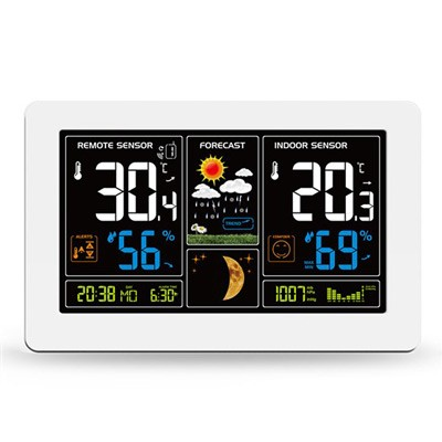 Meteostanica SOLIGHT TE81W