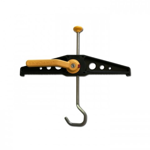Safe Clamp upínací systém na žebříky - 1pár RHINO