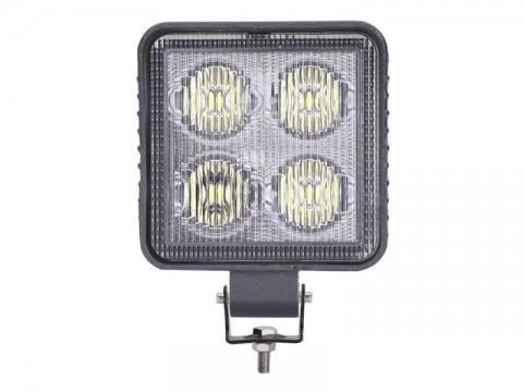 Svetlo na pracovné stroje LED T779, 10-30V/20W rozptylové