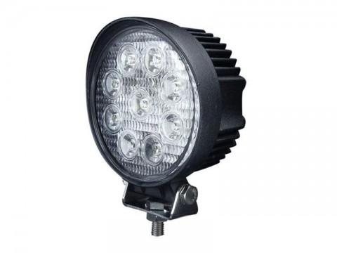 Svetlo na pracovné stroje LED T770, 10-30V/27W rozptylové