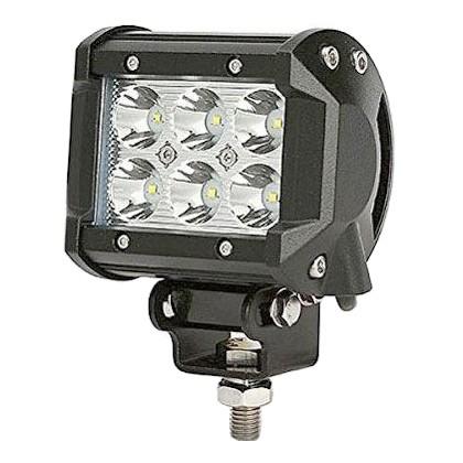 Svetlo na pracovné stroje LED T786, 10-30V/18W