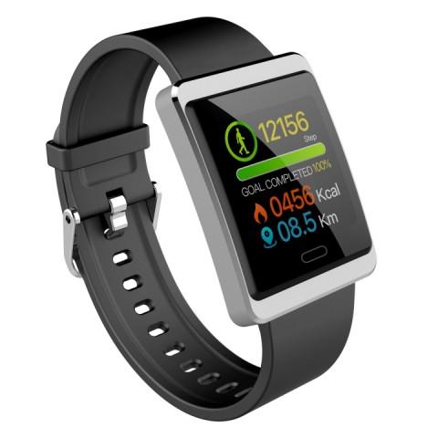 Fitness náramek / hodinky s měřením tepové frekvence GARNI Q-126HR