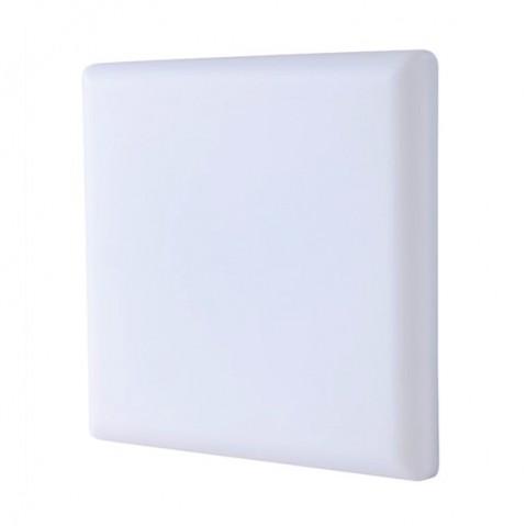 LED podhľadové svietidlo Solight WD161, 18W, 1620lm, 3000K, IP54, vodeodolné, štvorcové, biele