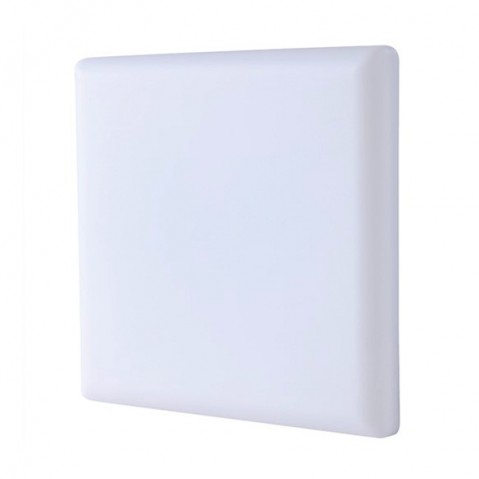 LED podhľadové svietidlo Solight WD159, 8W, 720L, 4000K, IP54, vodeodolné, štvorcové, biele
