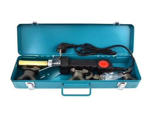 Polyfúzní svářečka plastových trubek 0-300°C, 1000W GEKO