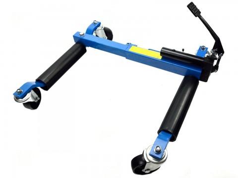 Transportní kolečka nosnost 680 kg, maximální výška 550 mm GEKO