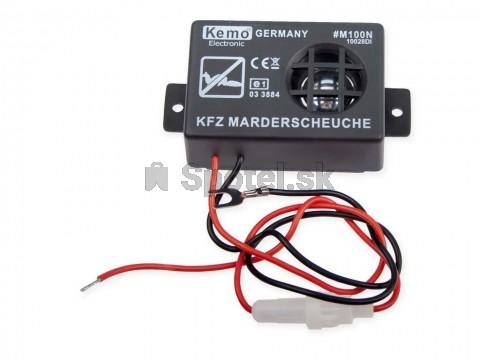 Odpudzovač kún - elektrický 12V