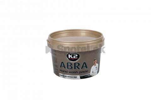 Umývacia pasta na ruky ABRA 500 ml K2