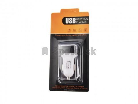 Zástrčka do zapalov. výstup 2 x USB