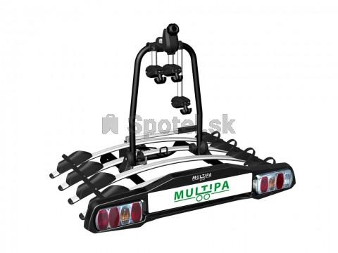 Nosič bicyklov na ťažné zariadenie 4 MULTIPA