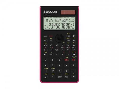 Kalkulátor školní SENCOR SEC 160 RD
