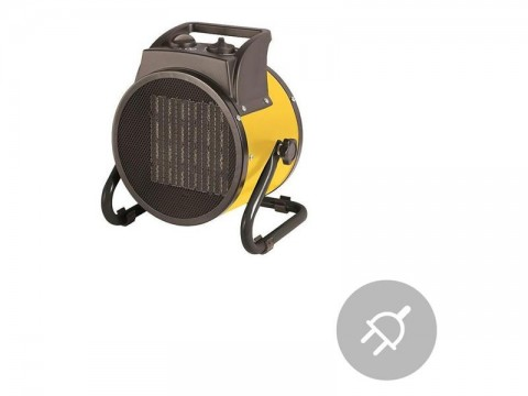 Ohrievač elektrické STREND PRO BGP1506-03, 3 kW, keramické