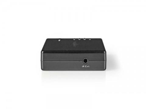 Prepínač 4x HDMI - 1x HDMI NEDIS VSWI34004BK