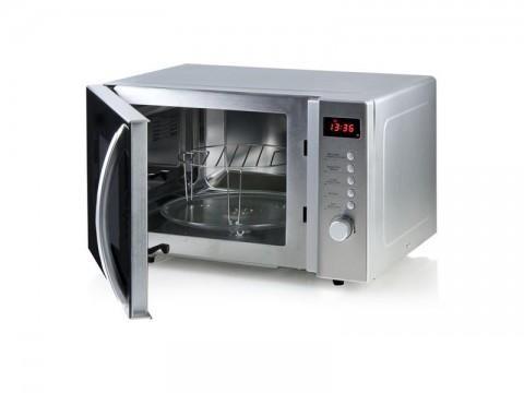 Mikrovlnná rúra DOMO DO2332CG s grilom a teplovzduchom