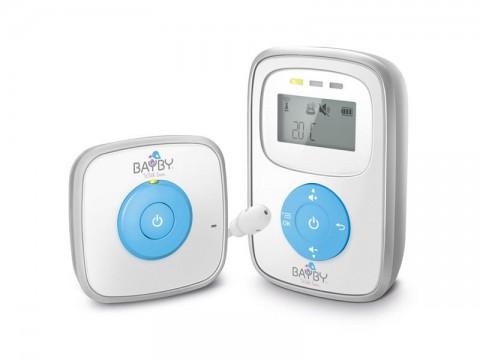 Chůvička dětská BAYBY Digital audio s LCD BBM 7010