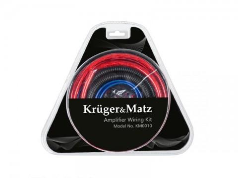 Sada montážna KRUGER & MATZ KM0010 pre zosilňovače