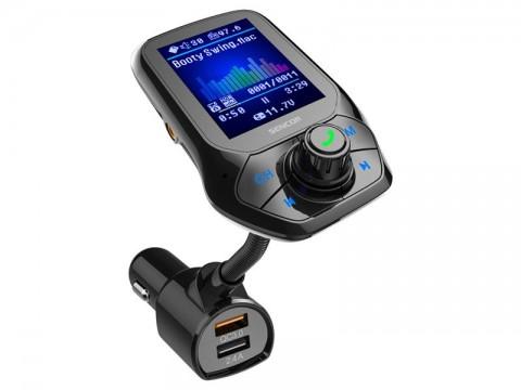 Transmitter do auta Sencor SWM 5858 BT