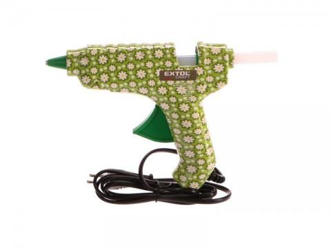 Pištoľ lepiaca EXTOL CRAFT 422100 40W