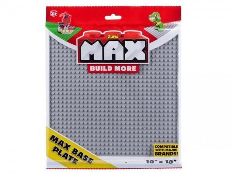Stavebnica Max Build More: podložka ku stavebnici 26x26cm