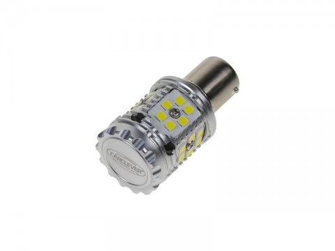Autožiarovka LED BA15s 12/24V STU