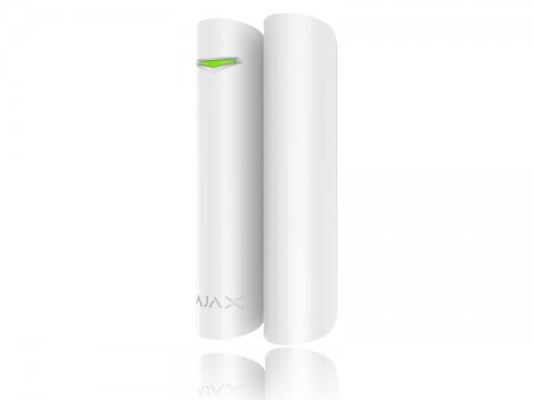 Detektor na dvere / okno AJAX DoorProtect Plus white (9999) bezdrôtový