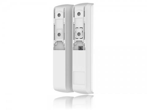 Detektor na dvere / okno AJAX DoorProtect white (7063) bezdrôtový