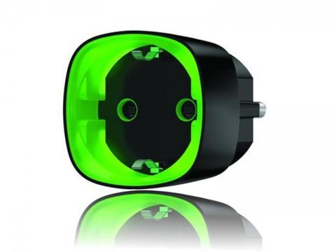 Zásuvka AJAX Socket black (13327)