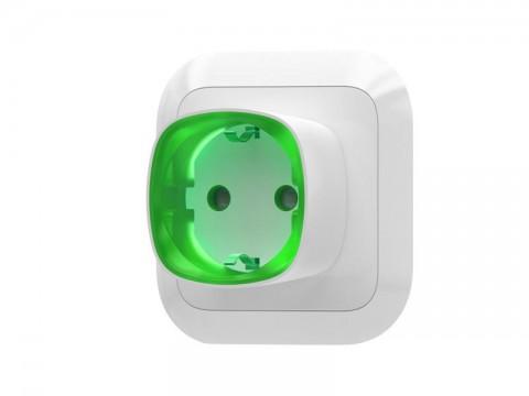Zásuvka AJAX Socket white (13305)