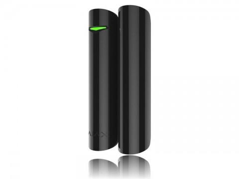 Detektor na dvere / okno AJAX DoorProtect Plus black (9996) bezdrôtový