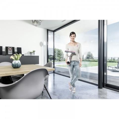 KARCHER Čistič okien WV 2 Premium Ružová stužka