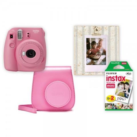Fujifilm Instax BOX BIG Mini 9 BLUSH ROSE