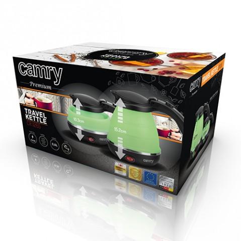 CAMRY CR 1265 Cestovná rýchlovarná kanvica 0,5L