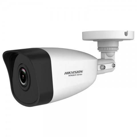 HiWatch Kamera IP 2.0 MP IR Network Bullet Cam 4mm