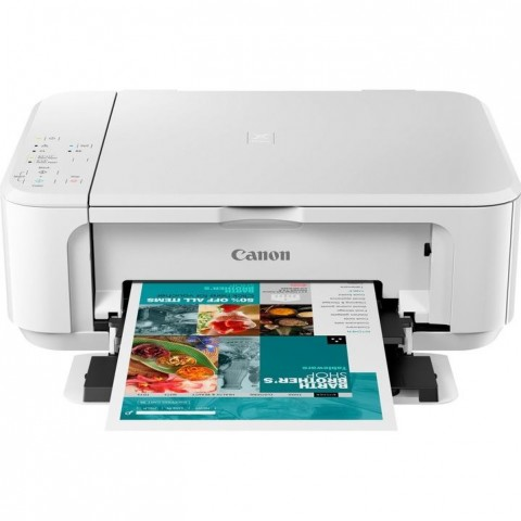CANON Multifunkcia PIXMA MG3650S biela A4
