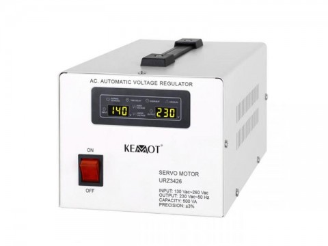 Stabilizátor napätia KEMOT MSER-1000
