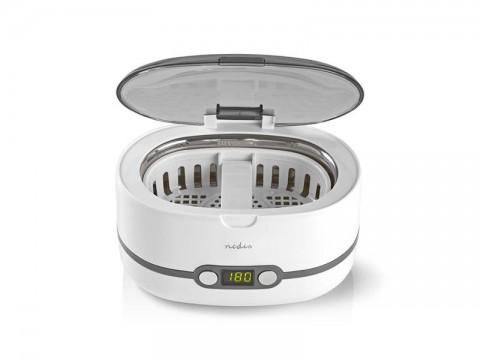 Ultrazvuková čistička NEDIS JECL110WT 0.6L