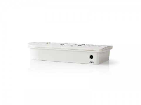 Anténny zosilňovač NEDIS SAMP40180WT 15 dB 8 výstupov