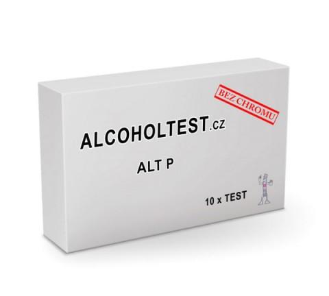 Detekčné trubičky V-NET ALCOHOLTEST ALT P 10ks