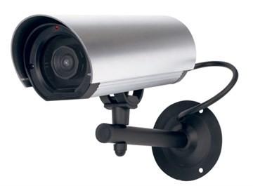 Atrapa kamery KÖNIG SAS-DUMMYCAM10 vonkajšia