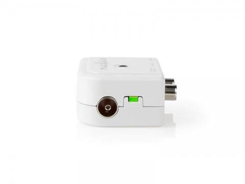 Anténní zesilovač NEDIS SAMP40020WT 10 dB 2 výstupy