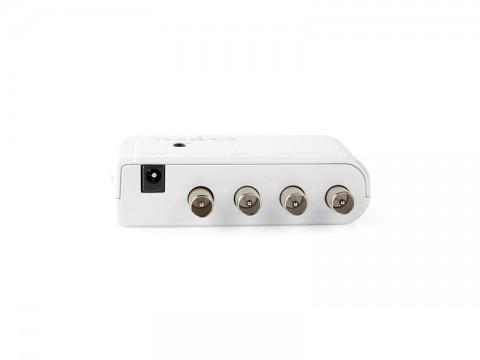 Anténny zosilňovač NEDIS SAMP40040WT 10 dB 4 výstupy