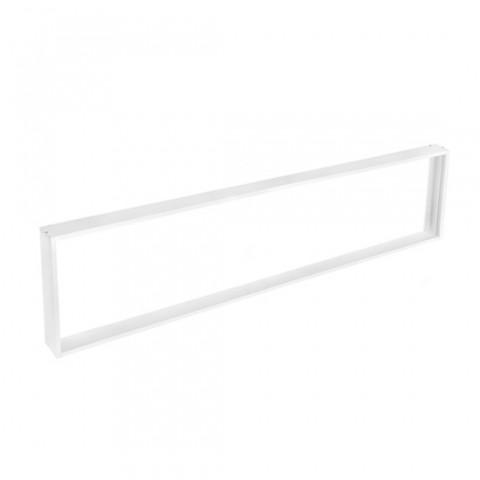 Rámček pre inštaláciu LED panelov Solight WO907-W