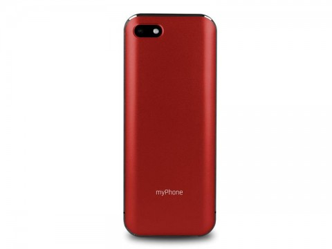 Telefón MYPHONE MAESTRO RED