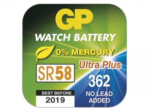 Batéria 362F GP do hodiniek