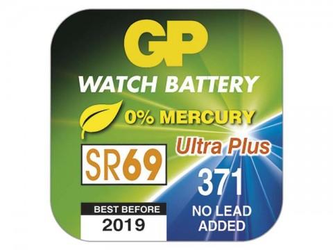 Batéria 371F GP do hodiniek